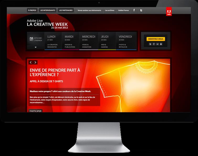 Adobe Live 2012